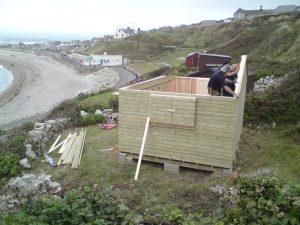 14ft x 11ft Customised Beach Hut 7JPG-min
