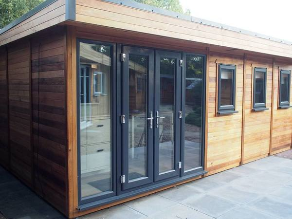 Winchester Contemporary Garden Office or Room