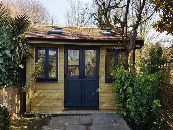 Winchester Traditional Garden Office or Room
